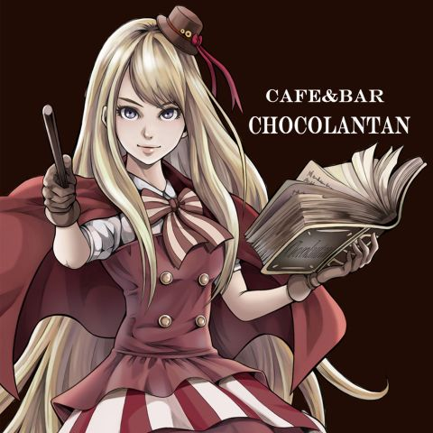 Magical Cafe&Bar Chocolantan(ショコランタン)